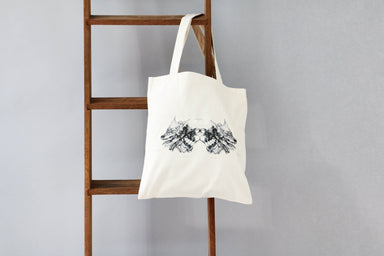 Naiise X Noise Exclusive - Howl Totebag - Tote Bags - Odelia Tang - Naiise