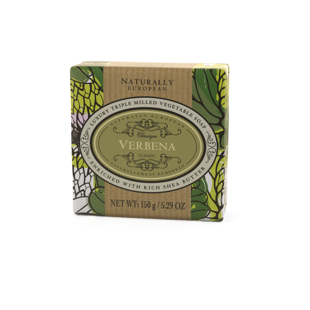 Naturally European Verbena Soaps Naturally European