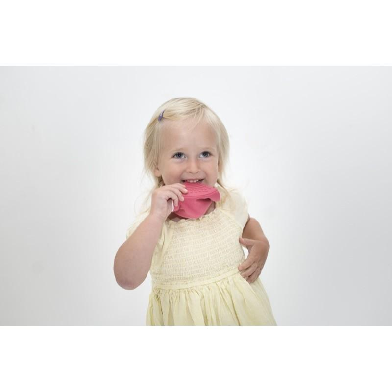 Neckerchew Anna Floral Bibs Cheeky Chompers