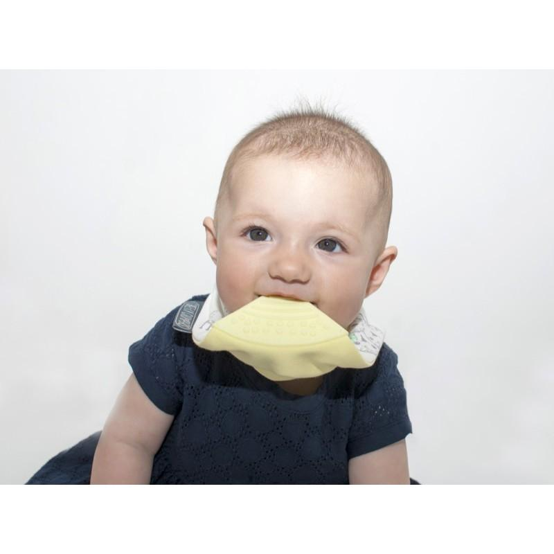 Neckerchew Barnaby Sheep Bibs Cheeky Chompers