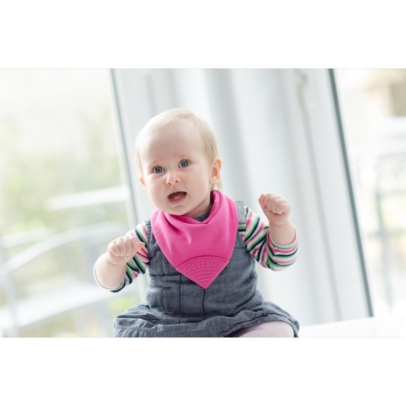 Neckerchew Flutterby Bibs Cheeky Chompers