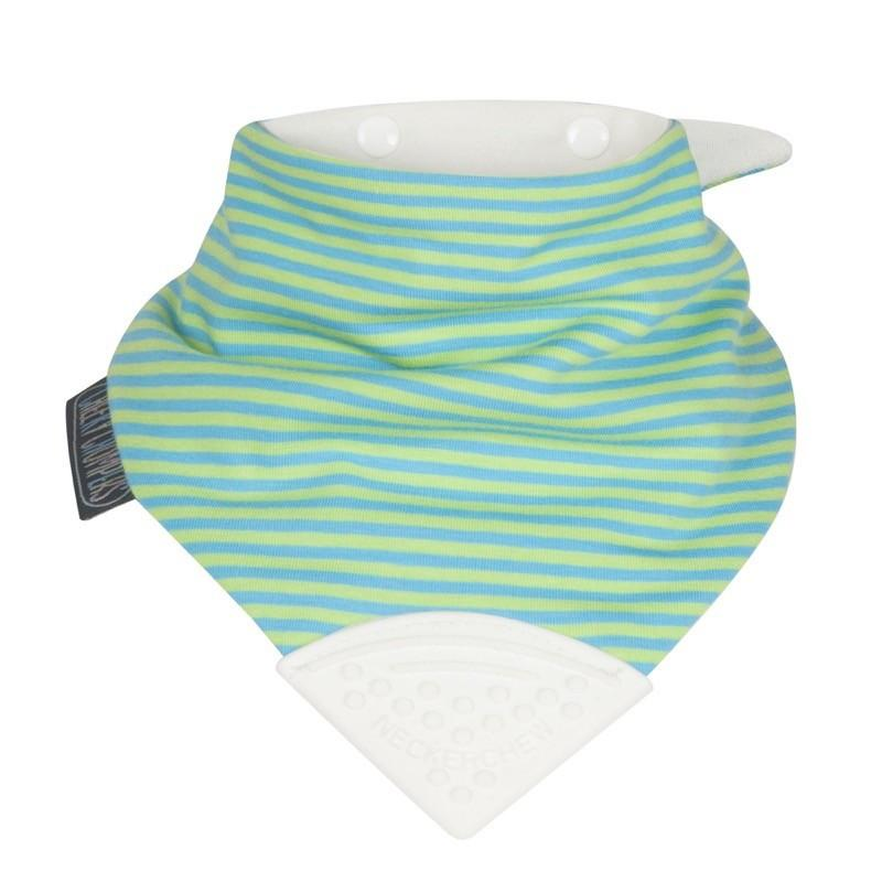 Neckerchew Uni-Stripe Bibs Cheeky Chompers
