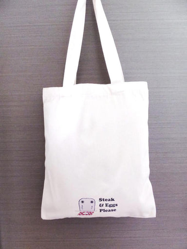 Neko Dorobo Cat Japanese Burglar Tote Bag Tote Bags Steak & Eggs Please