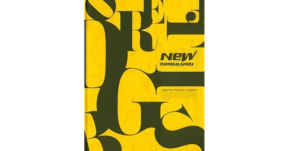 New Typography Books Naiise