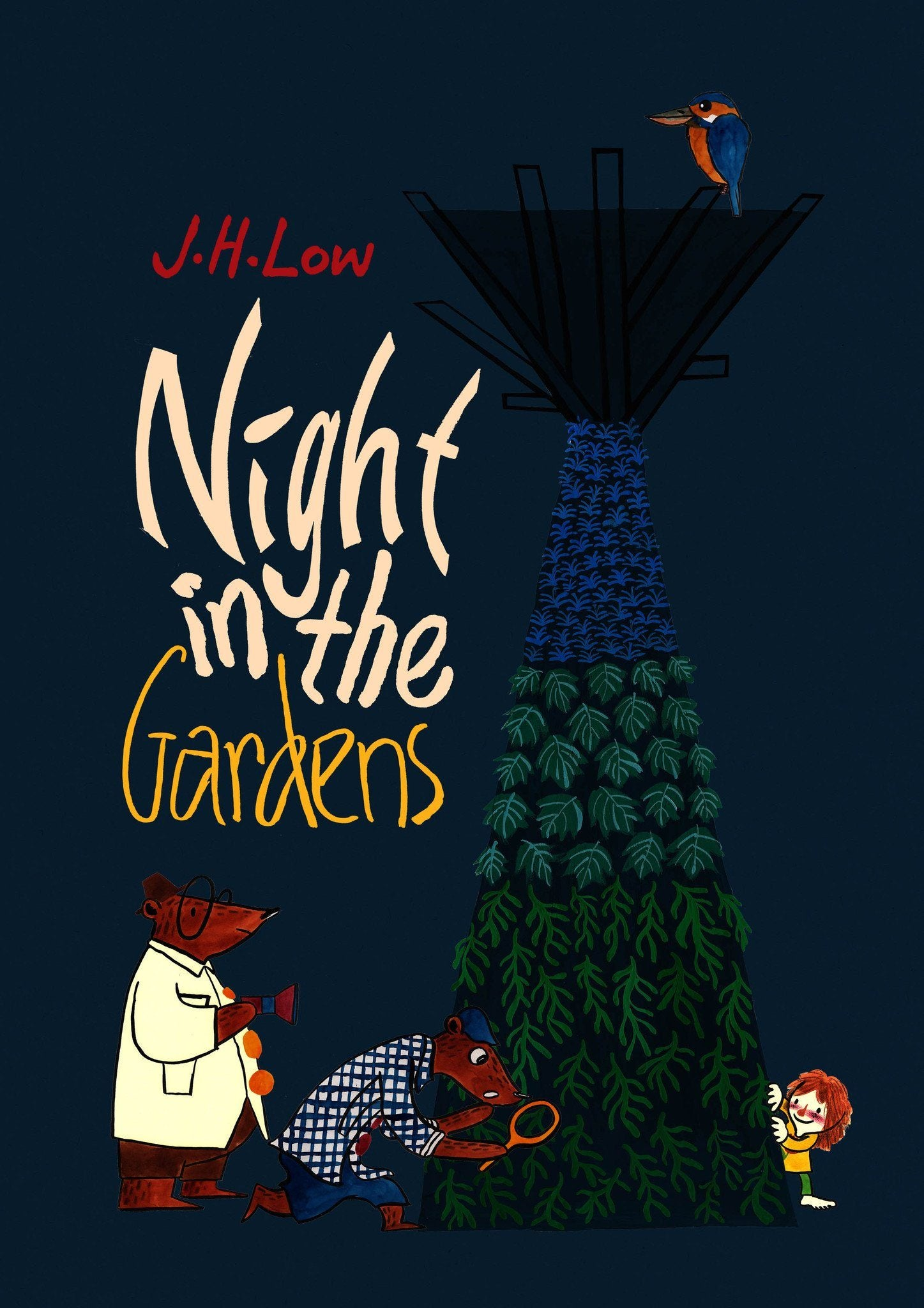 Night in the Gardens Local Children Books Marshall Cavendish