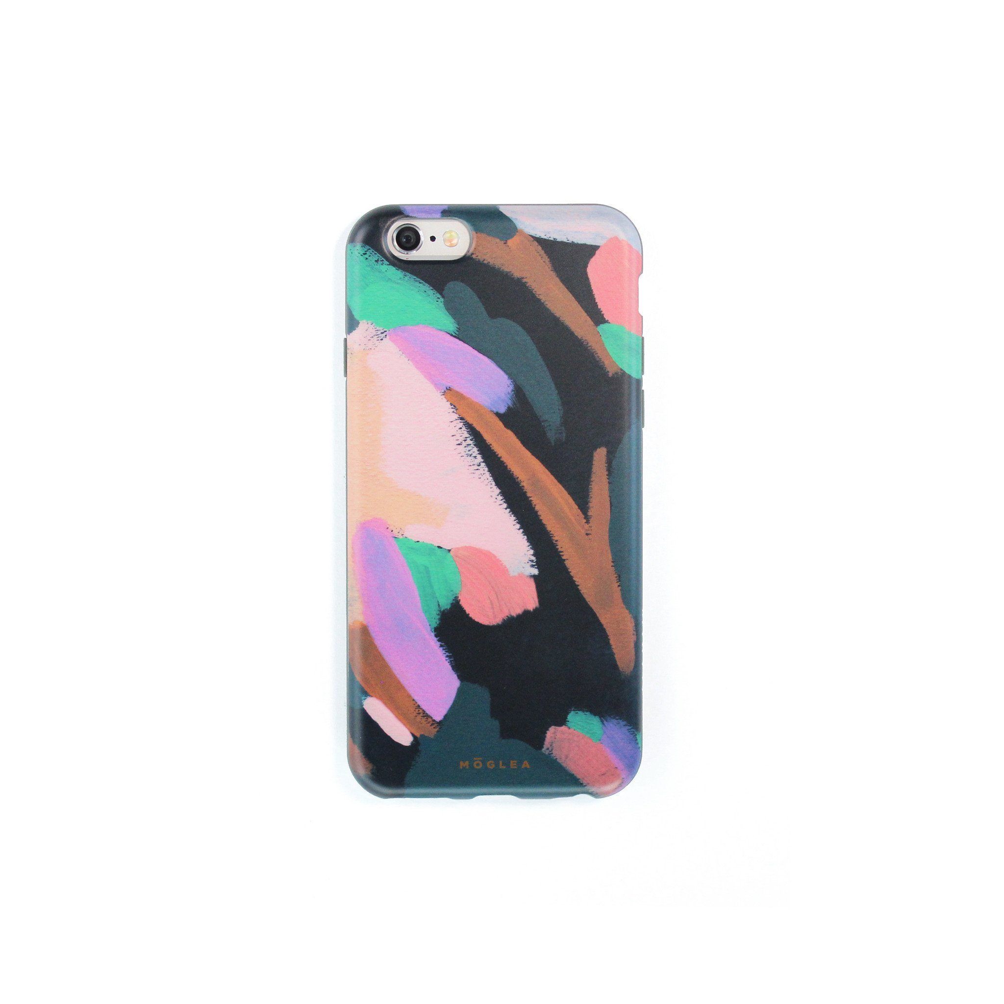 Night Lily iPhone 6/6s Case - Phone Cases - Moglea - Naiise