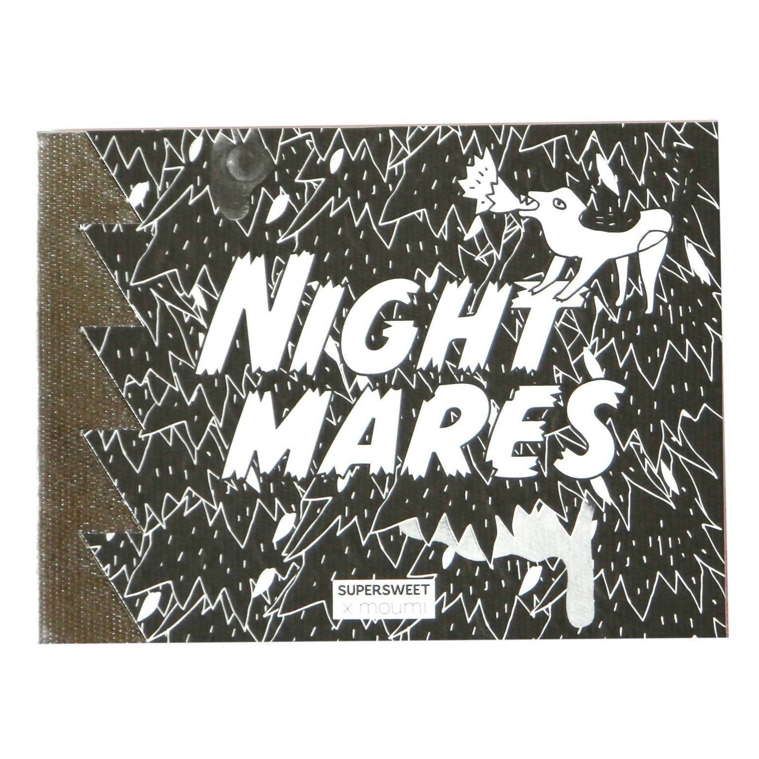 Nightmares/Sweet Dreams Flipping Notepad - Notepads - By Moumi - Naiise