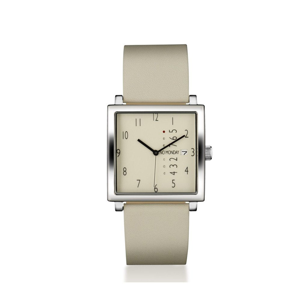 NO Monday Series 2 Watch - Beige - Watches - NO Monday - Naiise