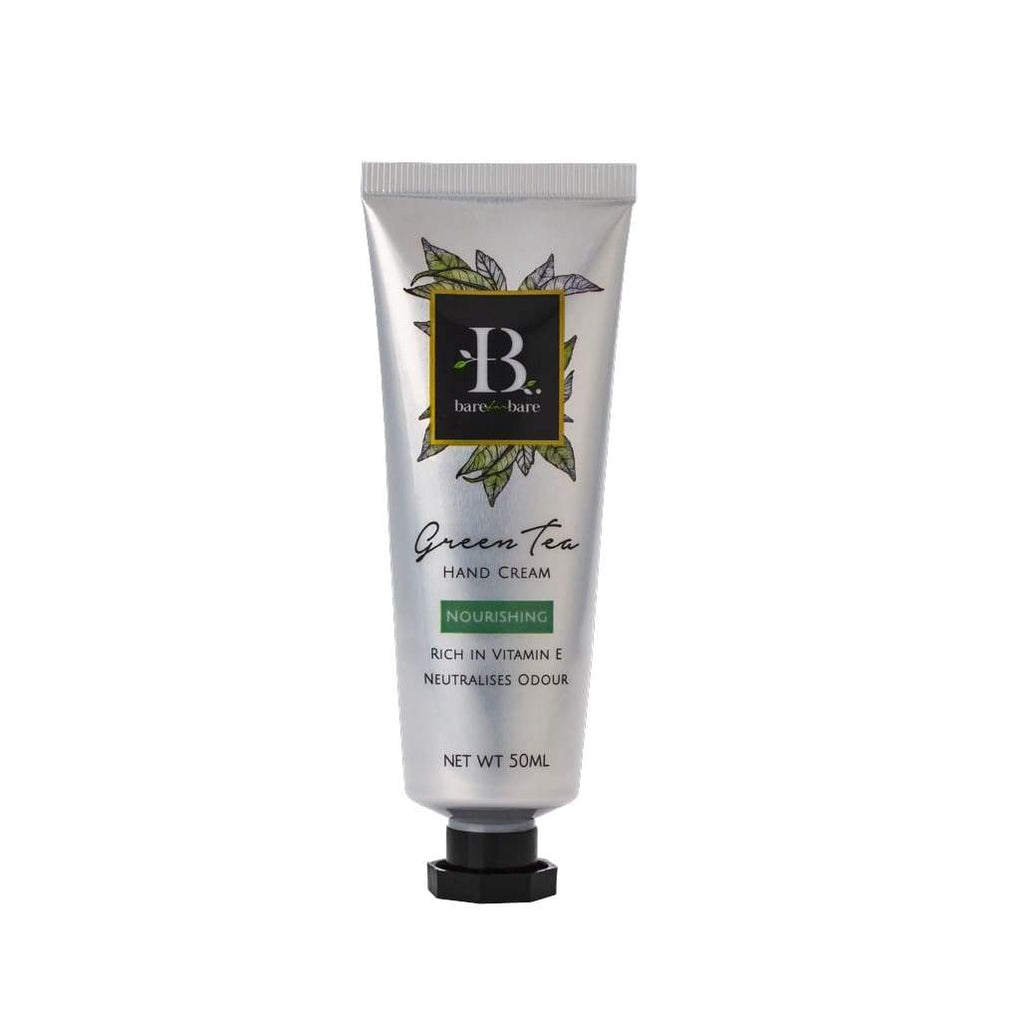 Nourishing Green Tea Hand Cream - 50ml(Xmas19) Hand Creams Bare for Bare