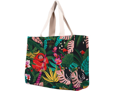 SG Orangutan Travel Tote Bag - Local Tote Bags - Chalo - Naiise