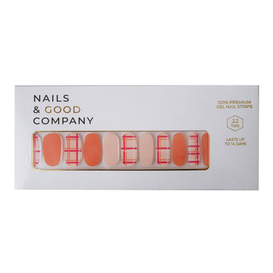 Sunny Days Nail Strips - Nail Wraps - Nails & Good Company - Naiise