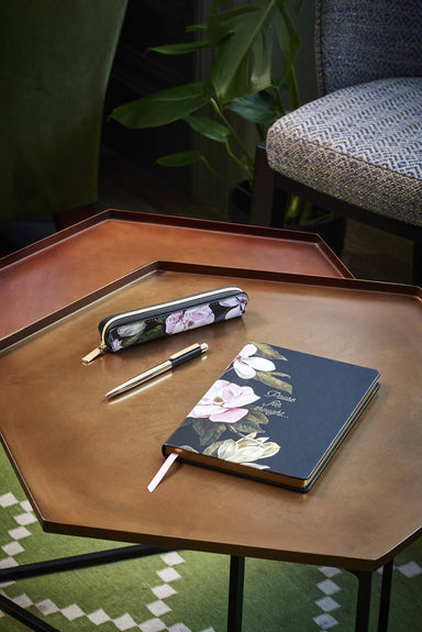 Ted Baker - Touch Screen Pen & Pouch Opal Black - Stationery - The Planet Collection - Naiise
