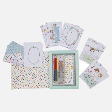 CARD MAKING KIT - PARTY Toys The Children's Showcase