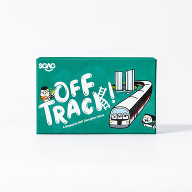 Off Track! Game - Local Card Games - SGAG - Naiise