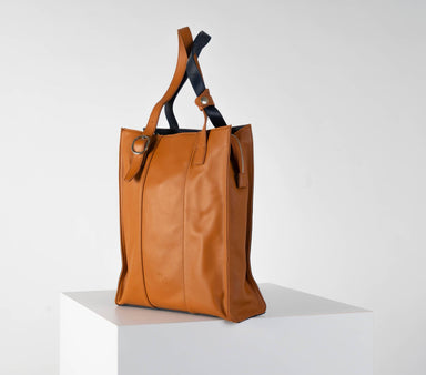Opus Laptop Tote - Tote Bags - Reole Leather Bags & Wallets - Naiise