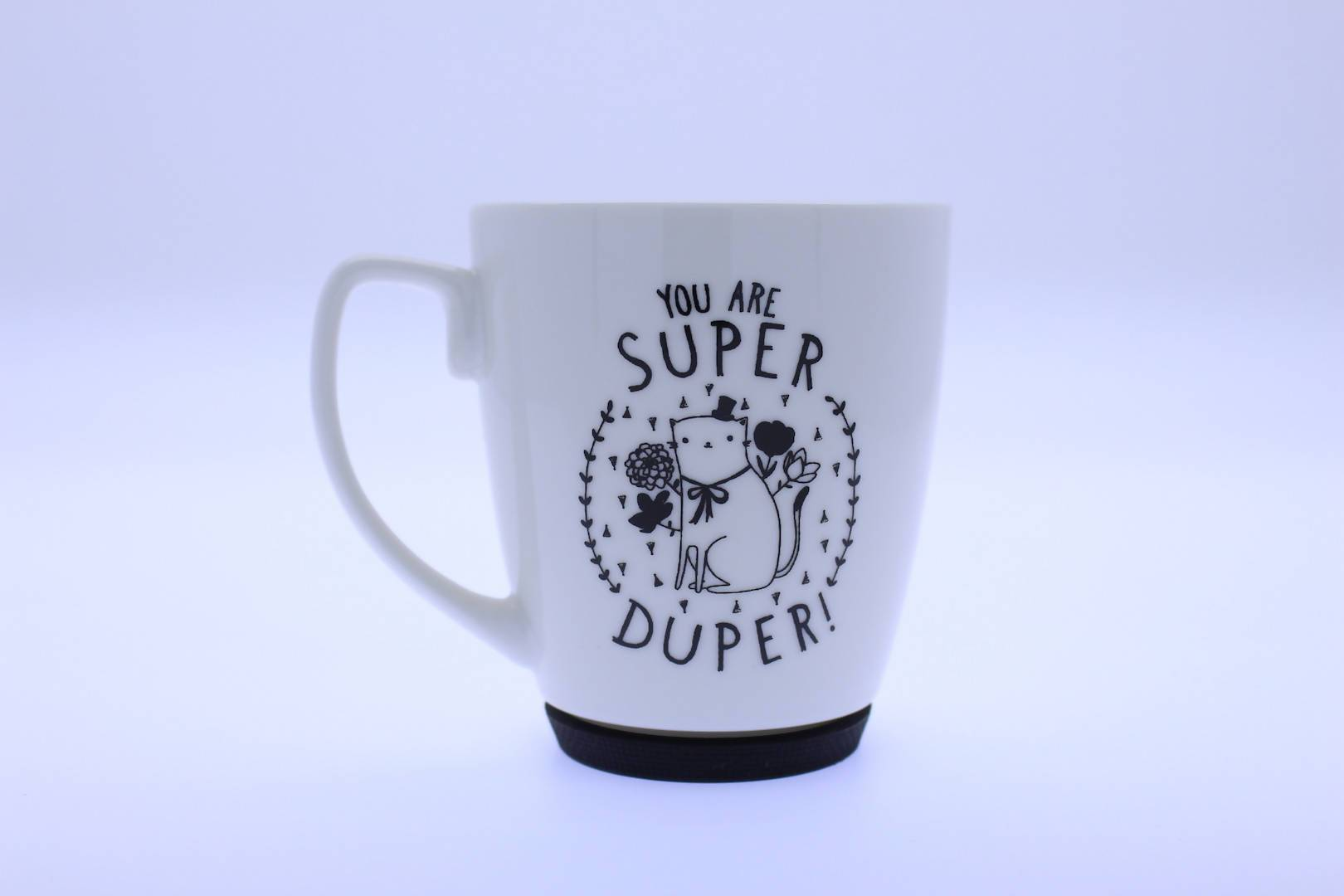 ROYAL SPADE AWESOME MUG - SUPER DUPER - Mugs - The Planet Collection - Naiise