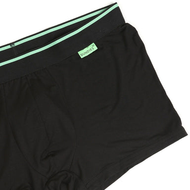 Pack of 2 Black Trunks Underwear Bundies