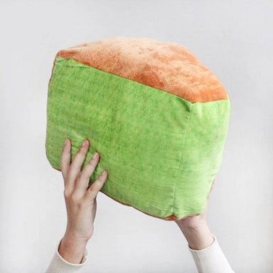 Pandan Cake Cushion New Arrivals Ok Can Lah