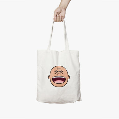 PAPAPENG Tote Bag (White) - Local Tote Bags - PAPAPENG - Naiise
