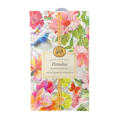 Paradise Scented Sachets (Single) Other Home Fragrances Michel Design Works