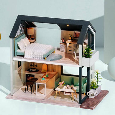 Peaceful Time DIY Dollhouse - DIY Crafts - Blue Stone Craft - Naiise