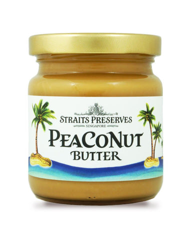 Peaconut Butter Jams Straits Preserves