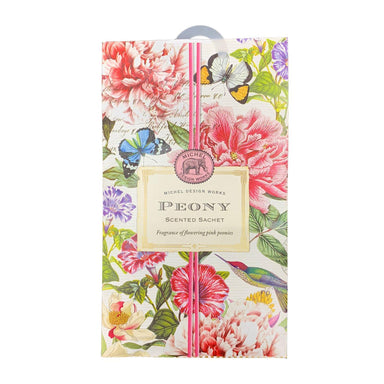Peony Scented Sachets (Single) Other Home Fragrances Michel Design Works