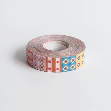 Peranakan Tiles Stationery Tape Local Stationery Now&Then