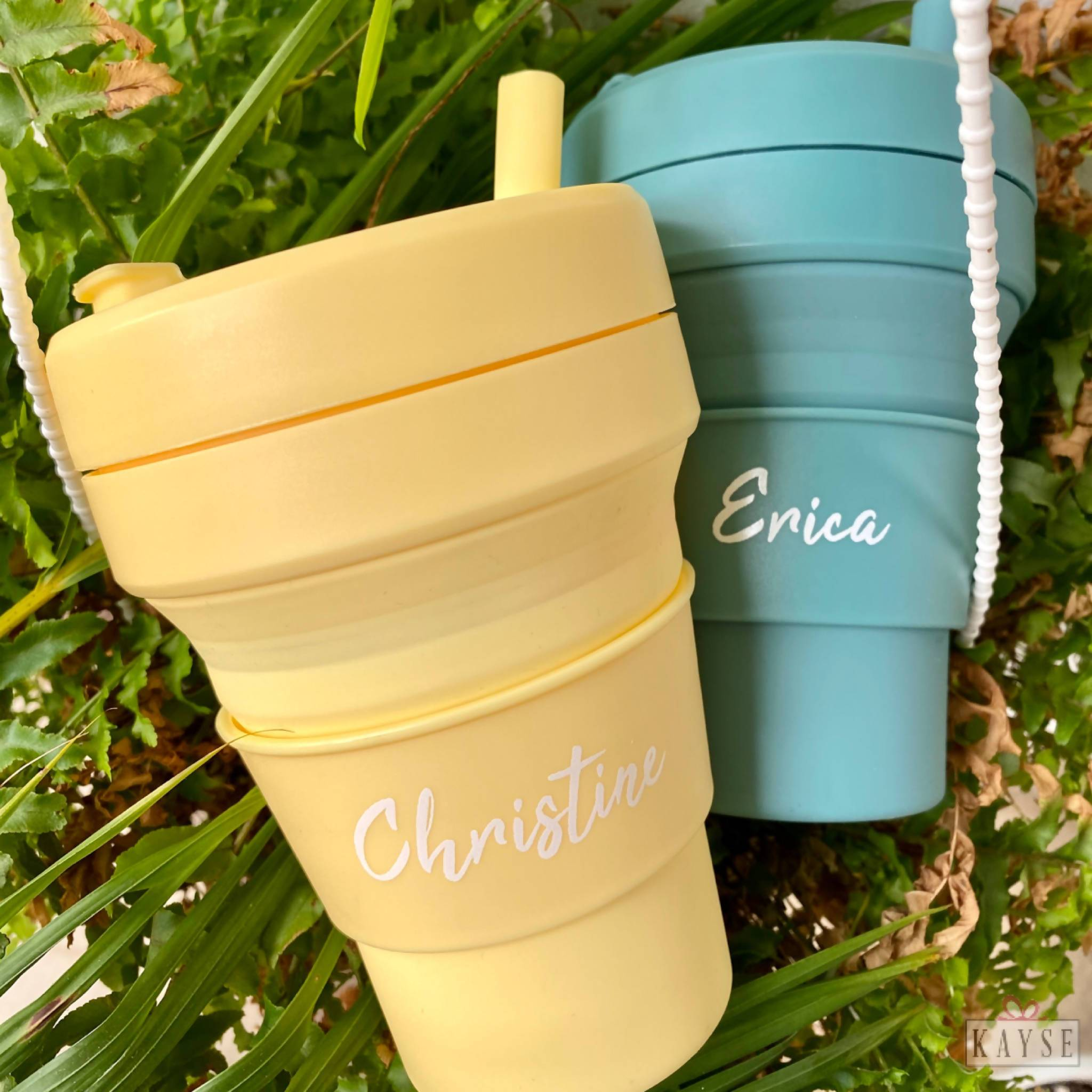 Personalised Stojo Cup Spring 2020 Collection (12oz & 16oz) - Personalised Tumblers - KAYSE - Naiise
