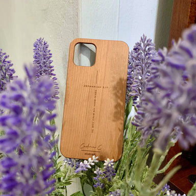 Personalised Wooden Phone Cases - Phone Cases - Abstract - Naiise