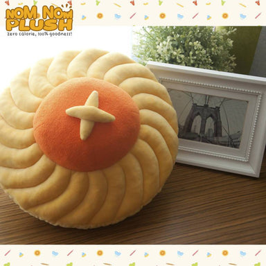 Pineapple Tart Cushion - New Arrivals - Nom Nom Plush - Naiise