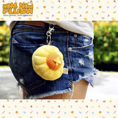 Pineapple Tart Keychain - Local Keychains - Nom Nom Plush - Naiise