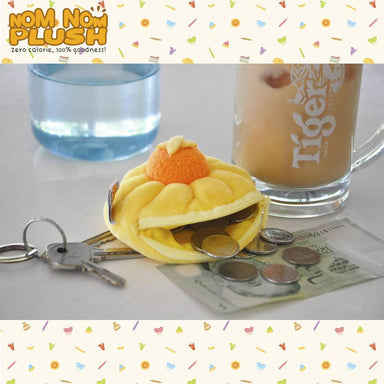 Pineapple Tart Pouch - Local Coin Pouches - Nom Nom Plush - Naiise