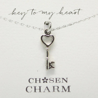 CHOSEN CHARMS - For Special One : Key - Charms - La Belle Collection - Naiise
