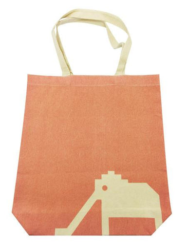 Playground Canvas Bag Local Tote Bags Now&Then Elephante