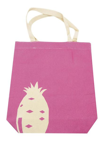Playground Canvas Bag Local Tote Bags Now&Then Pineapple