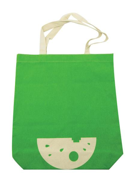 Playground Canvas Bag Local Tote Bags Now&Then Watermelon