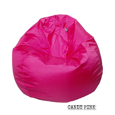 Plop Bean Bag | Large Bean Bags doob® Candy Pink Filled