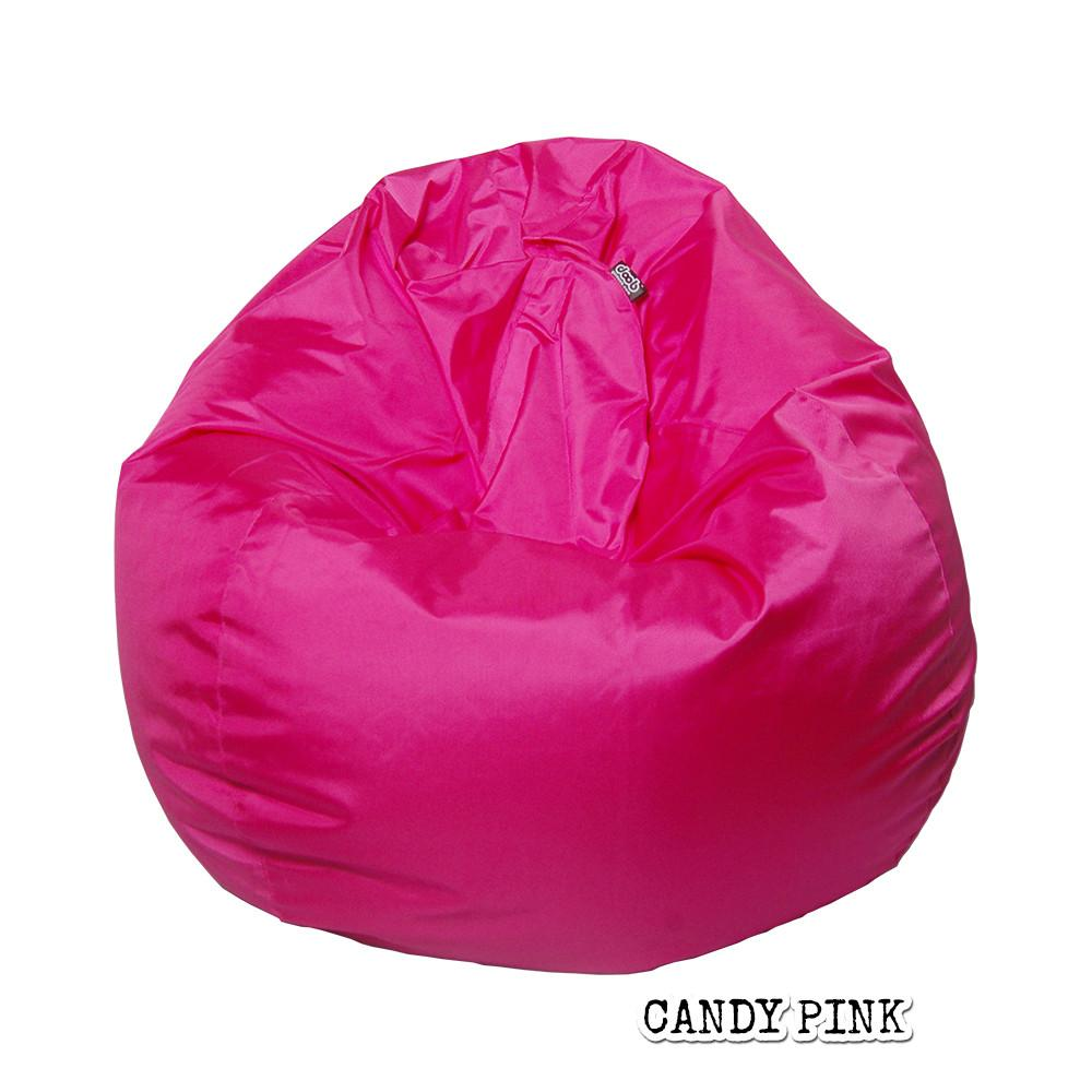 Plop Bean Bag | Medium Bean Bags doob® Candy Pink Filled