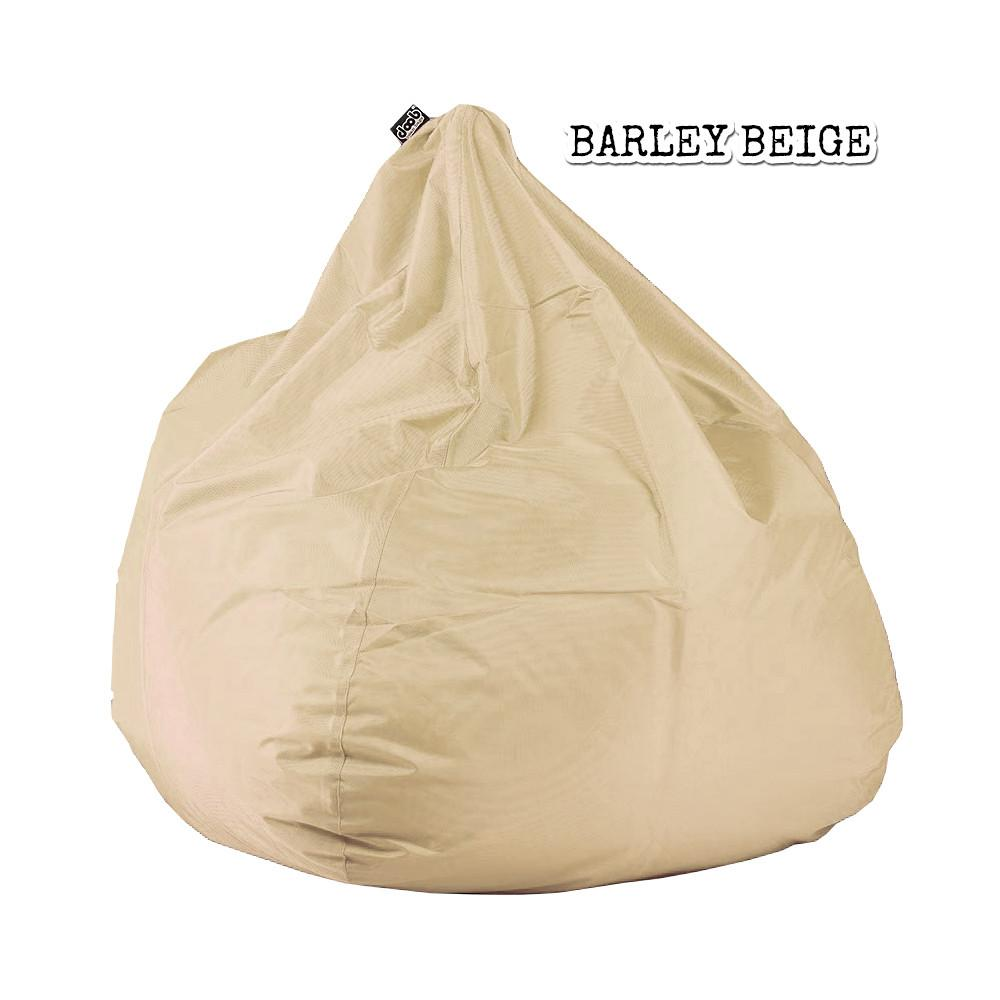 Plop Bean Bag | Small Bean Bags doob® Barley Beige Unfilled