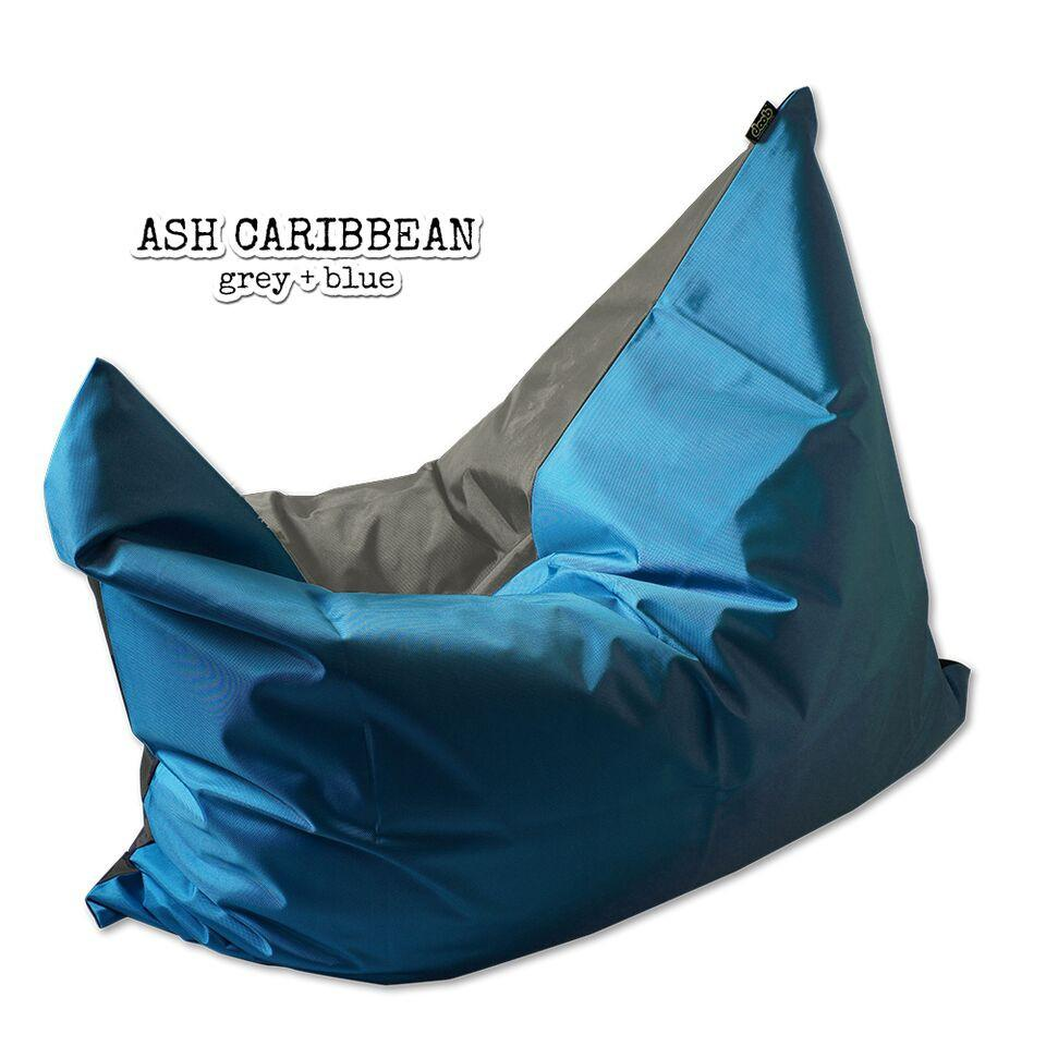 Plopsta' Bean Bag Bean Bags doob® Medium Ash Caribbean Filled