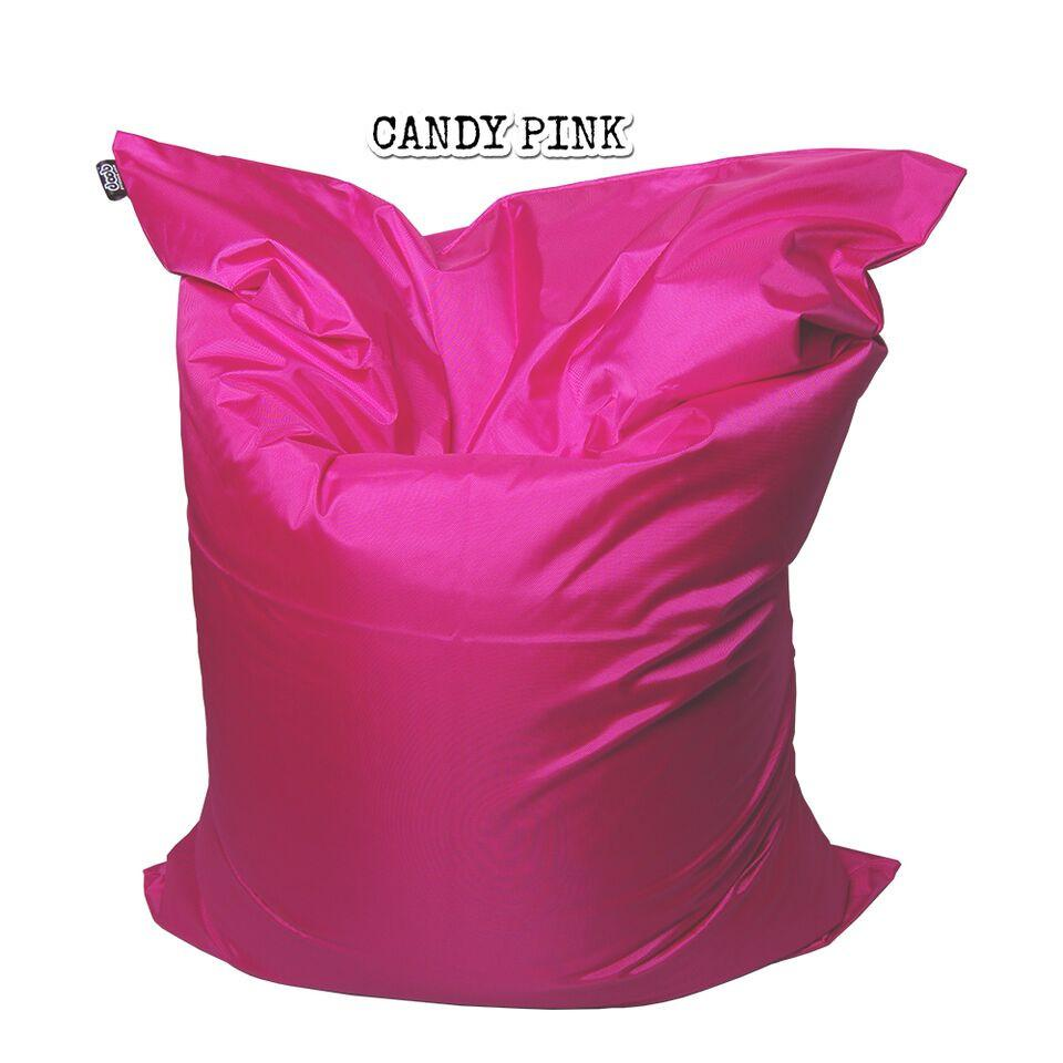 Plopsta' Bean Bag Bean Bags doob® Medium Candy Pink Filled