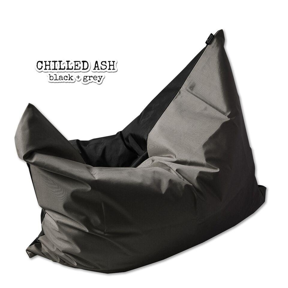 Plopsta' Bean Bag Bean Bags doob® Medium Chilled Ash Filled