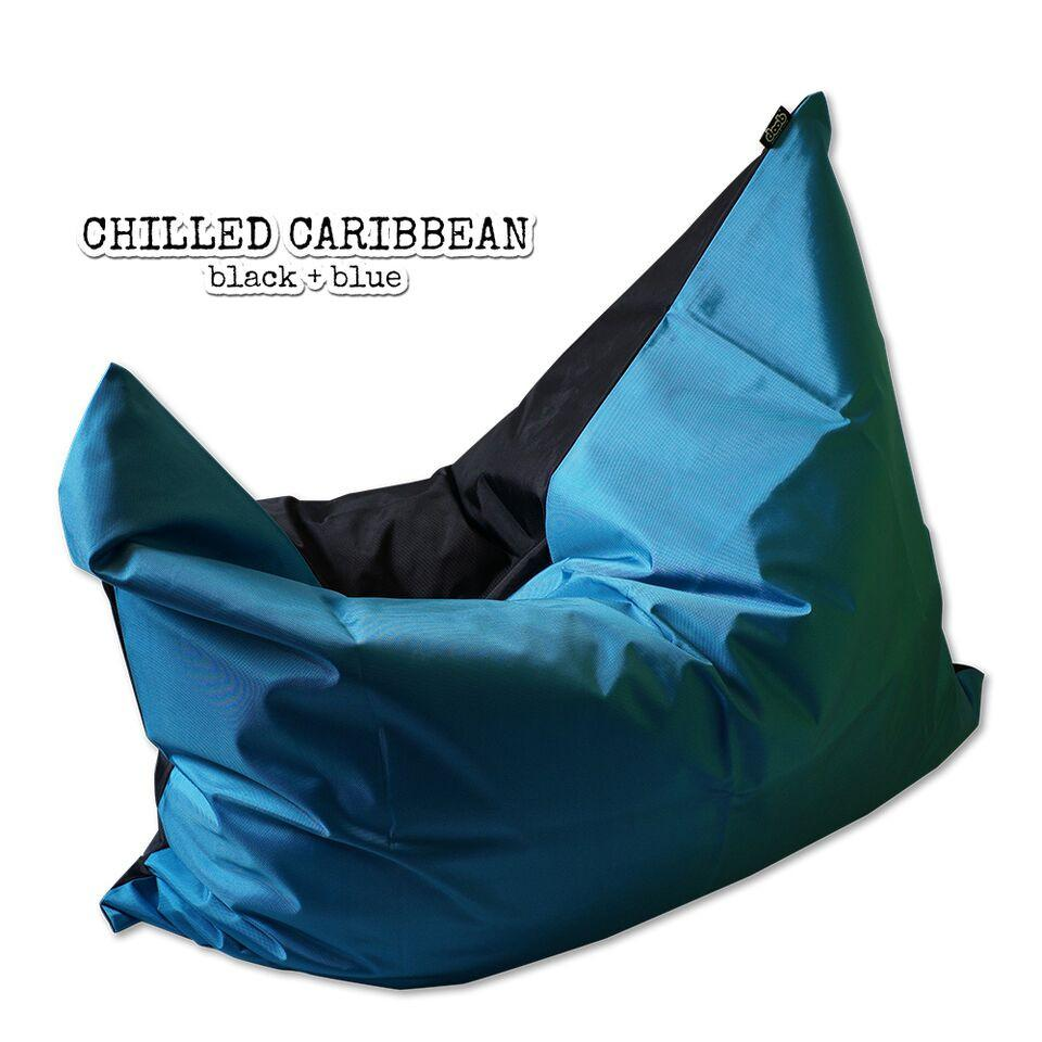 Plopsta' Bean Bag Bean Bags doob® Medium Chilled Caribbean Filled
