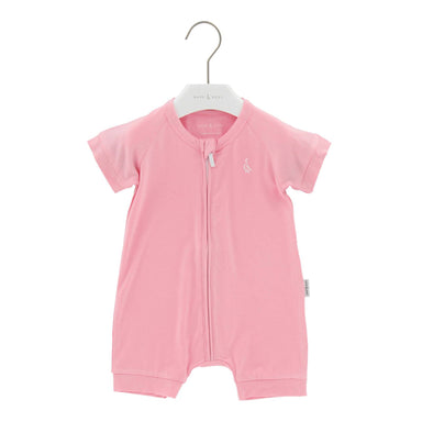 Premium Bamboo Zippie - Baby Day Wear Clothes - Baby Clothing - RAPH&REMY - Naiise