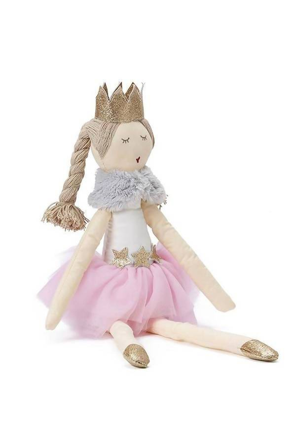 Princess Petal-Pink Doll - Kids Toys - The Children's Showcase - Naiise