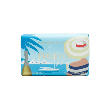Prosecco Soap Bar Soaps Wavertree & London