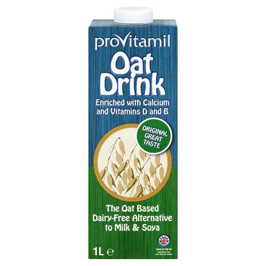 Provitamil Oatmilk (6 x 1L) - Oat Milk - Zesty Leaf - Naiise
