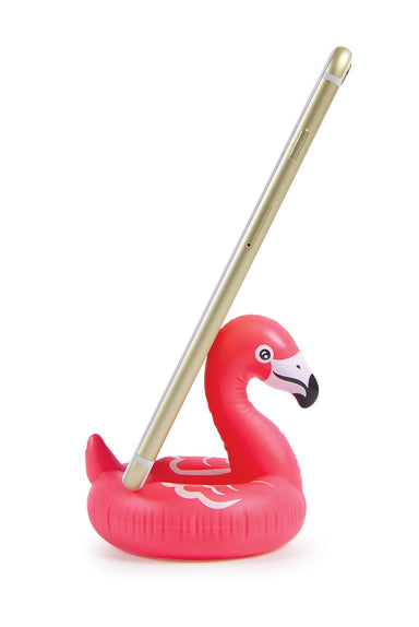 Fred Float On Phone Stand - Flamingo - Phone Accessories - The Planet Collection - Naiise