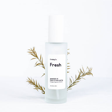 Fresh Essential Oil Linen & Room Spray - Room Sprays - ChubbyCo. - Naiise